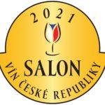 logo Salon vin 2021 s rocnikem